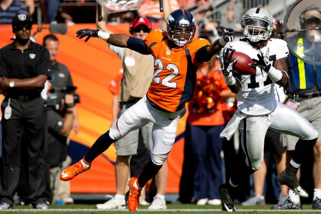 Broncos' Tracy Porter Misses Practice, Unlikely to Travel to Cincinnati
