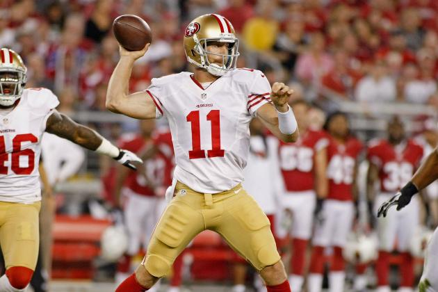 Report: NFL Denies 49ers' Alex Smith Passing Record