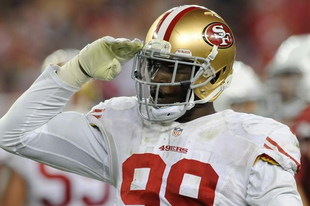 Aldon Smith Denies Getting Jumped in Missouri