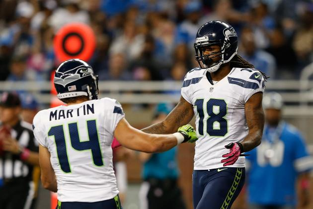 Sidney Rice Says Bad-Mouthing Former Viking Mates Not His Style