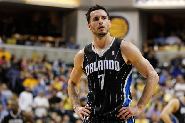 J.J. Redick Has Some Peace of Mind About His Uncertain Magic Future