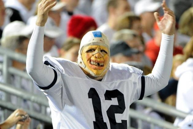 Penn State Football 2012: Why the Game Against Purdue Is a Must-Win