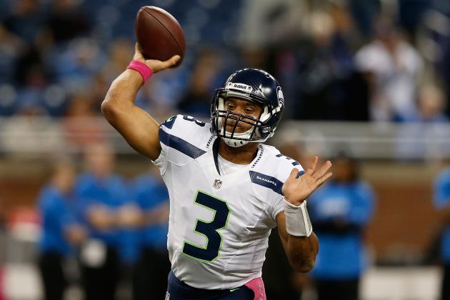 Wilson continuing to grow as Seahawks QB
