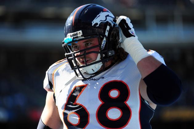 Denver Broncos' Ryan Clady Showing He's Worth the Big Bucks