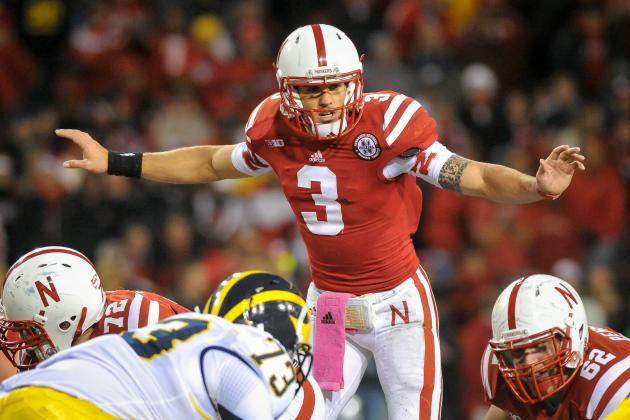 Nebraska QB a True Two-Way Threat