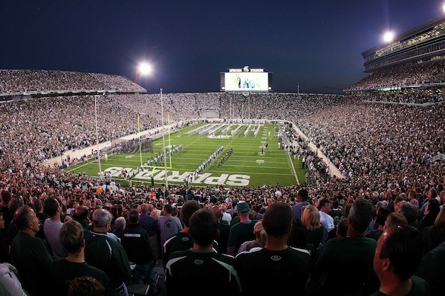 Michigan State Worried About Invasion of Nebraska Fans