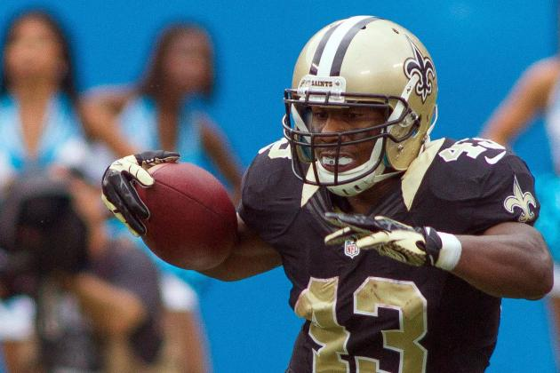 Darren Sproles Injury: Updates on Saints Star's Hand