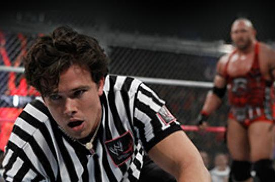 Brad Maddox: What Was the Rationale Behind WWE Referee's Hell in a Cell Actions?