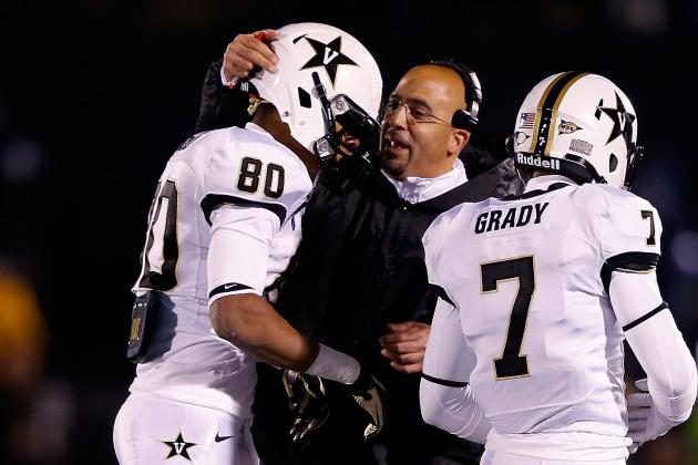 Vanderbilt Inching Closer to Back-to-Back Bowl Berths