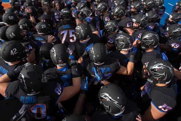 Boise State back on BCS path