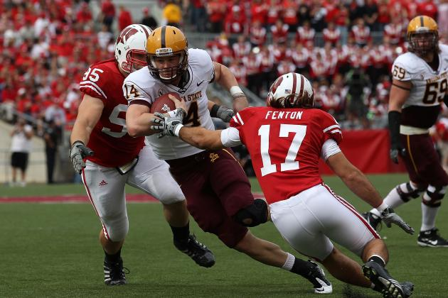 Injury Forces Fenton to End Football Career at Wisconsin