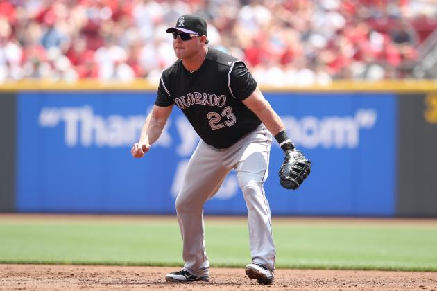 Walt Weiss, Jason Giambi Meeting Friday with Rockies' Front Office