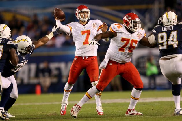 Chiefs vs. Chargers: Thursday Night Proves Kansas City Desperately Needs a QB