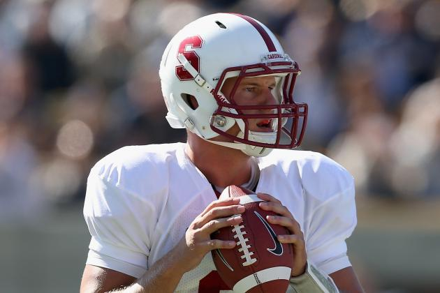 Stanford Looks for Consistency at QB vs. Colorado