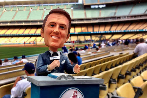 Dodgers Marketing Genius Continues: 10 More Bobbleheads!
