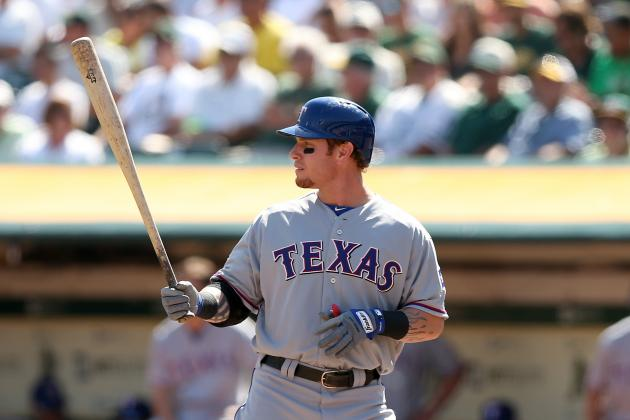 Rangers Issue Qualifying Offer to Hamilton; No Offer to Napoli