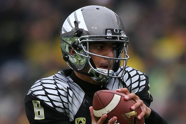 At Oregon, Any Quarterback Will Do