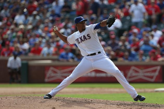 It's Official: Rangers Put Alexi Ogando in Rotation