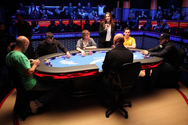 Poker Is Not a Sport...Even If It Is Broadcast on a Sports Network