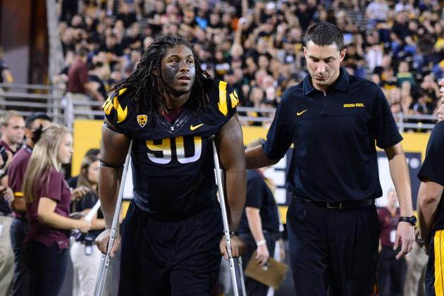 Arizona State Football: Injured Sun Devils Expected to Play Against Oregon State