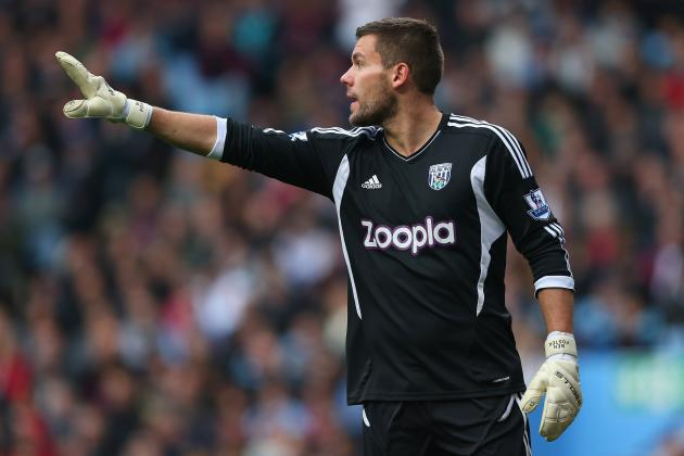 Rivalry Keeping West Brom Sharp, Says Ben Foster