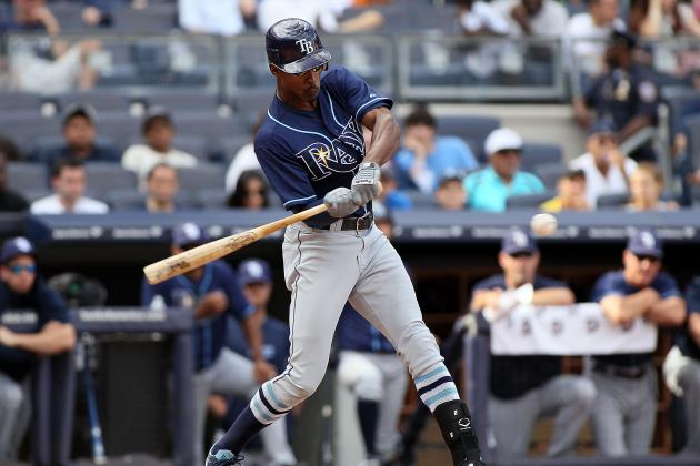 Rays Make B.J. Upton Qualifying Offer