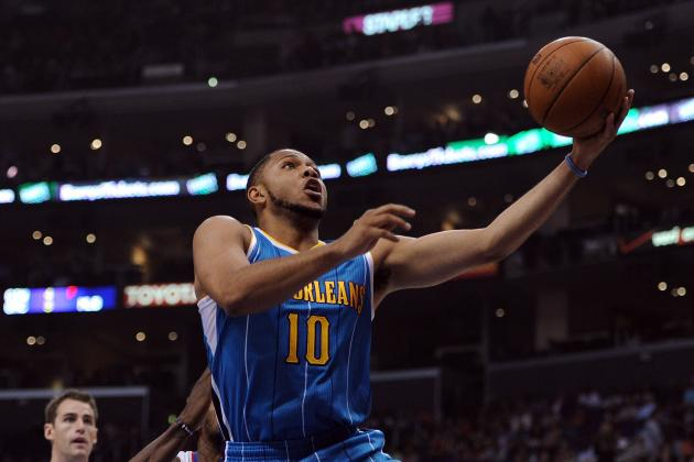 Eric Gordon to Return in 4-6 Weeks After Rehabbing Knee