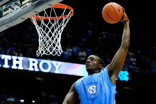 Joel James: Big Opportunity for UNC's Big Man