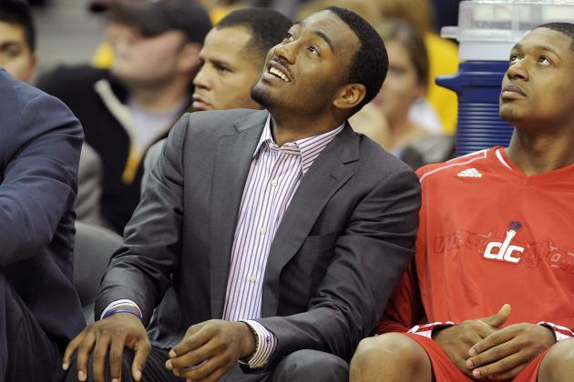 John Wall: Wizards' Playoff Hopes Rest on Star PG's Speedy Recovery