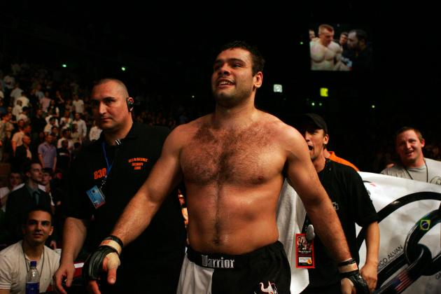 Gabriel Gonzaga vs. Ben Rothwell Signed for January 2013 in Brazil