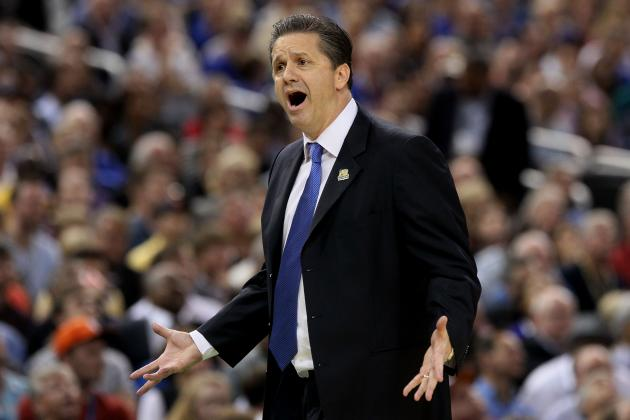 Calipari Says Cats Starting from Scratch Defensively