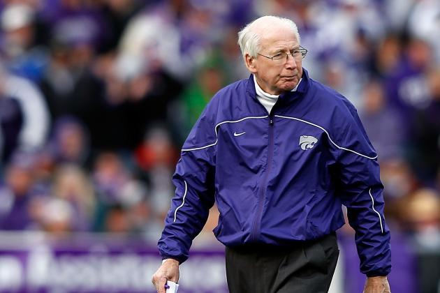 Kansas State Coaches Begin Earning Bonus Money