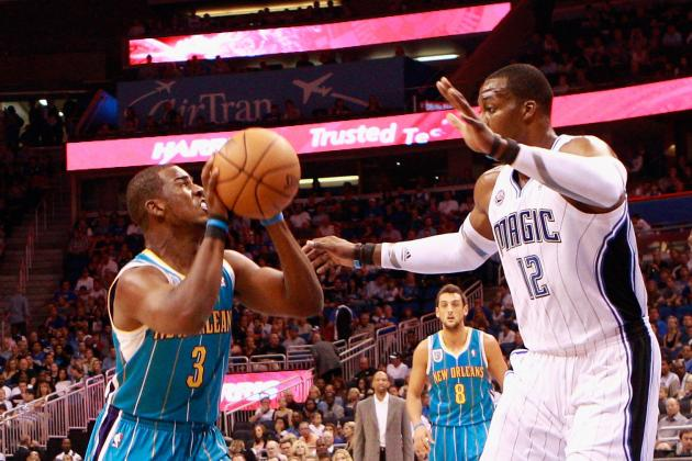 Why Dwight Howard and Chris Paul Make Better Rivals Than Teammates