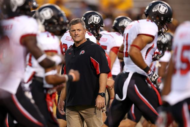 Kyle Whittingham to Coach His 100th Game vs. Washington State Saturday