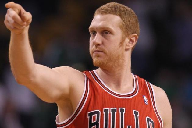 Scalabrine Speaks: Former Bull Talks Thibodeau, Rose vs. Rondo and 2012 Bulls