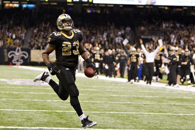 Pierre Thomas: Saints Offense Makes RB Must-Start After Darren Sproles Injury