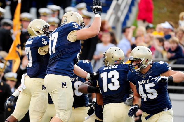 Navy Football: Midshipmen Can Become First Team to Book Holiday Plans