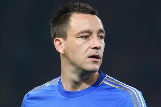 Chelsea Are Vulnerable Without Terry, Says Di Matteo