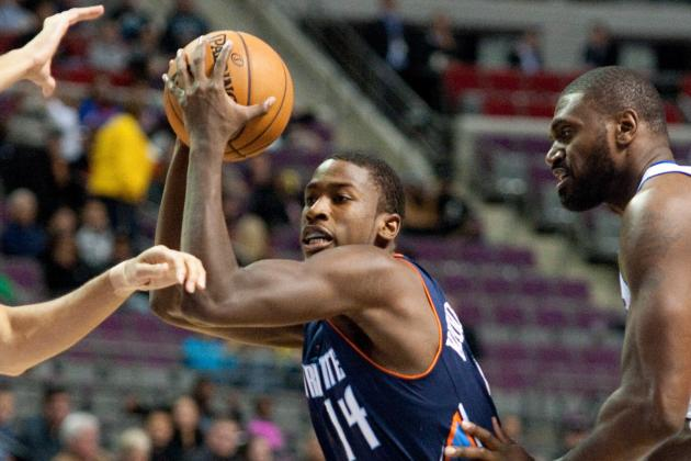 Bobcats Beat Pacers 90-89