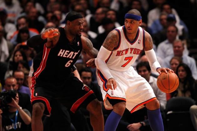 Miami Heat vs. New York Knicks: Live Score, Results and Game Highlights
