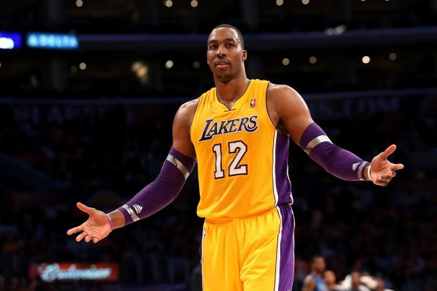 Dwight Howard in Denial About Lakers' Dysfunction
