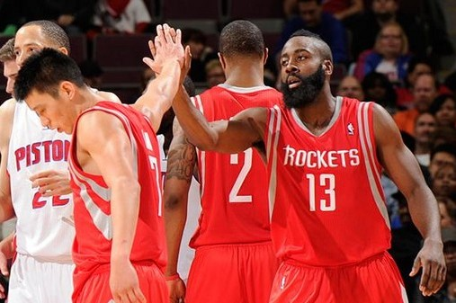 James Harden and Jeremy Lin's Long-Term Deals Solidify Houston Rockets' Future