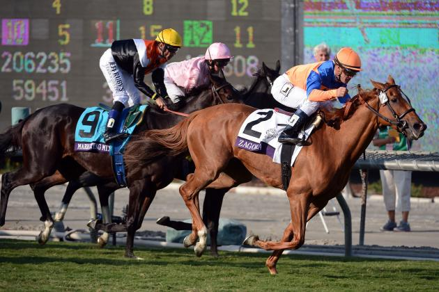 Breeders' Cup 2012 Results: Winners of Every Day 1 Race