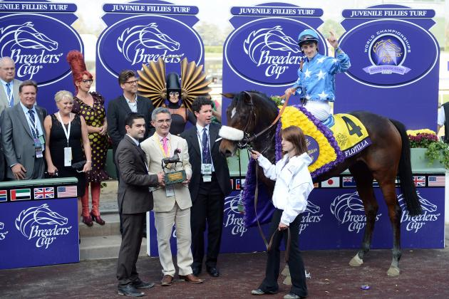 Breeders' Cup 2012 Payouts: Top Money Winners for Day 1