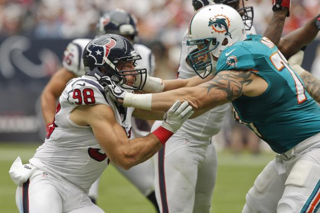 Miami Dolphins: Buy or Sell Jake Long as Most Overpaid in the NFL