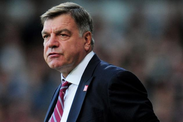 I'll Never Manage a Top-4 Club, West Ham Boss Sam Allardyce Admits