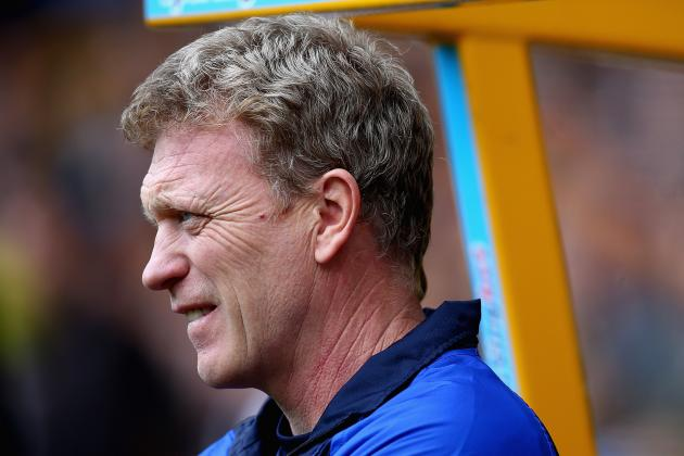 Everton Manager David Moyes Insists Team Play Most Entertaining Football