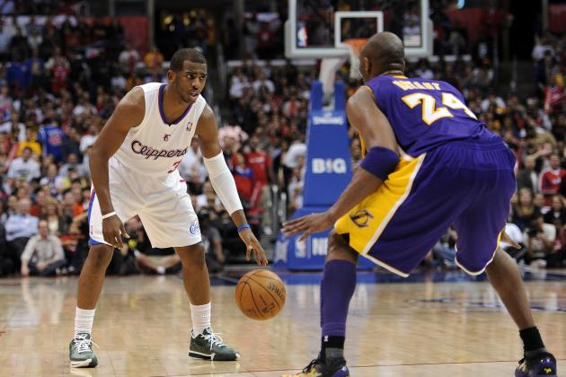 L.A. Clippers vs. L.A. Lakers: Live Score, Results and Game Highlights