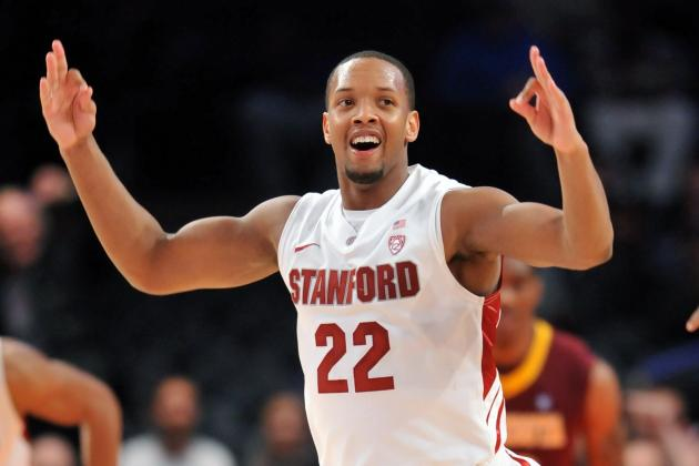 Stanford Basketball Eyes Big Dance
