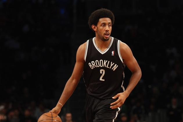 Childress out for Nets' Season Opener vs. Raptors